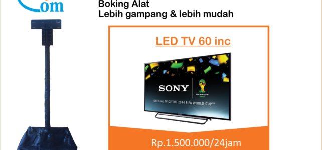 Paket Sewa TV Murah